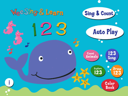 Wee Sing & Learn 123
