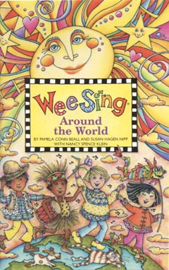 Wee Wee World http://weesing.com/Books-Music/Wee-Sing-Around-the-World