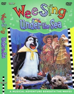 Wee Sing Under the Sea