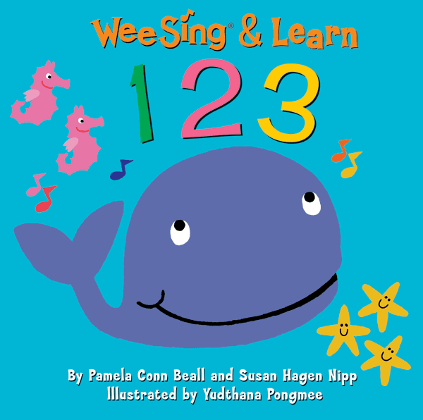 Wee Sing & Learn 1,2,3