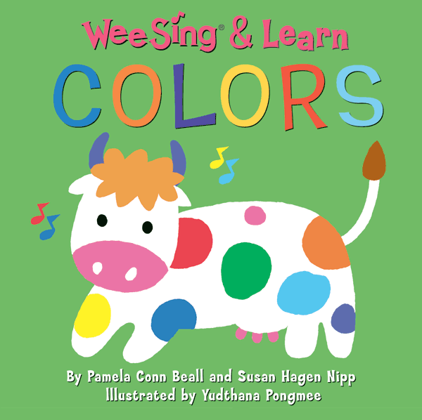 Wee Sing & Learn Colors